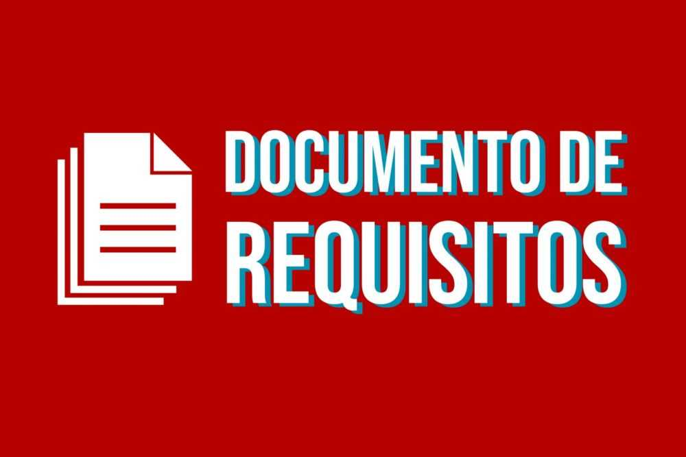 Photo of Documento de Requisitos, template para download em PDF e DOCx