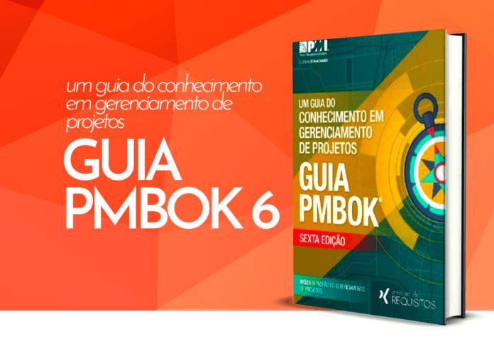 A sexta edição do guia PMBOK® é publicado pelo PMI e reúne as melhores práticas e padronizações de processos para o gerenciamento de projetos.